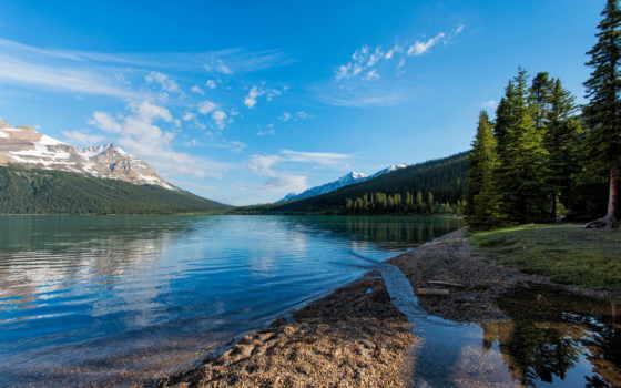national, park, banff, альберта, канада, desktop, free, mobile,