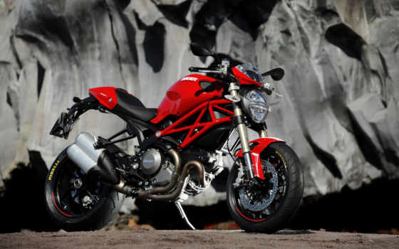monster, ducati, мотоциклы