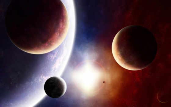 космос, солнце Фон № 24608 разрешение 1920x1080