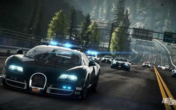 pursuit, полицейская, авто