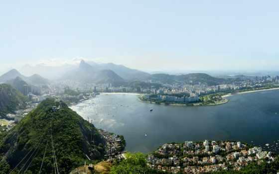 город, rio, janeiro, bay, copacabana, рио, кб, сity, города,