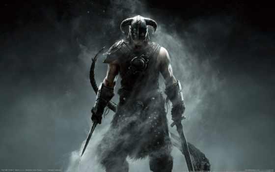 skyrim, dragonborn, video, оружие, posters, плакат, моды, орочий, elder, решение, skrolls,
