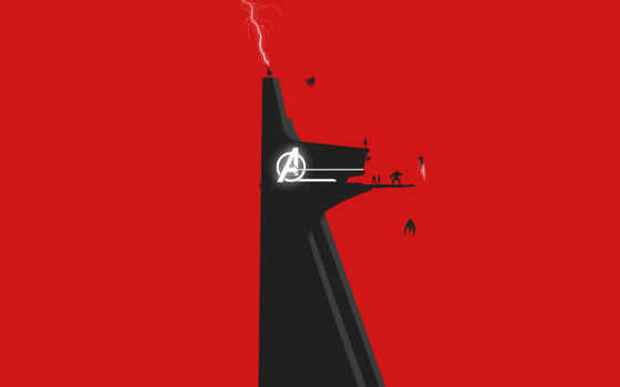 башня, avengers, stark
