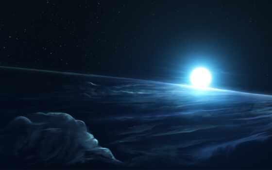 космос, луна, холод, яркий, planet, digital, cool, сайт, handpick