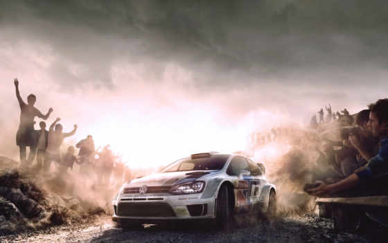 rally, volkswagen