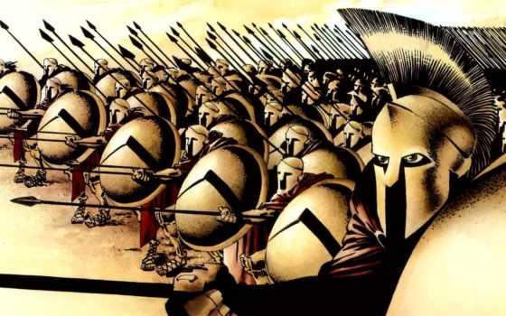 спартанцев, спарта, spartans