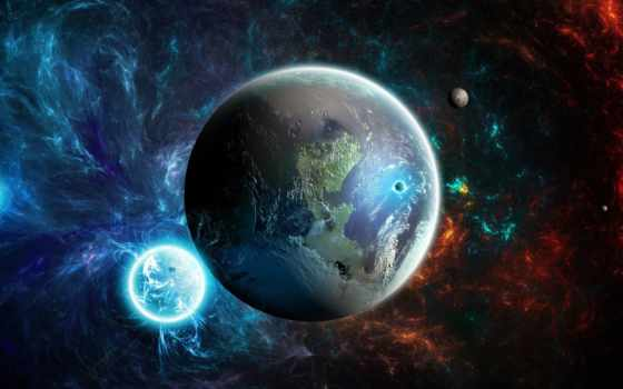 высококачествен, темы, разные, космос, galaxy, количество,