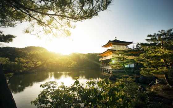 kinkaku, kyoto, япония, pavilion, золотистый, новости, japanese, храм,