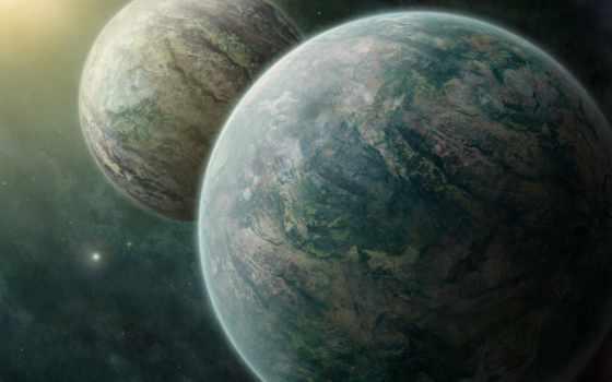 природа, космос, planet