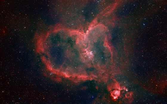 nebula, сердце, валентинки, день, космические, galaxy, новости, звезды, февр, universe,