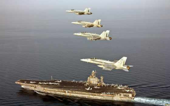abraham, lincoln, uss, авианосец, самолёт, cvn, nimitz, class,