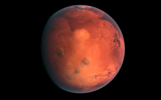 Марс , планета