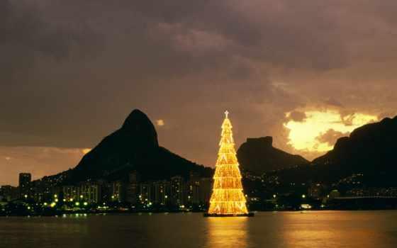 christmas, rio