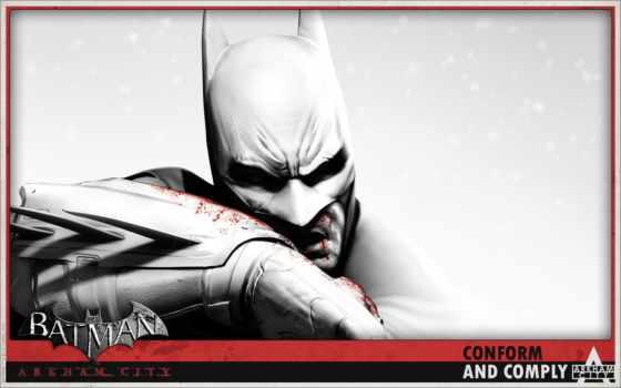 batman, arkham Фон № 33784 разрешение 1920x1200