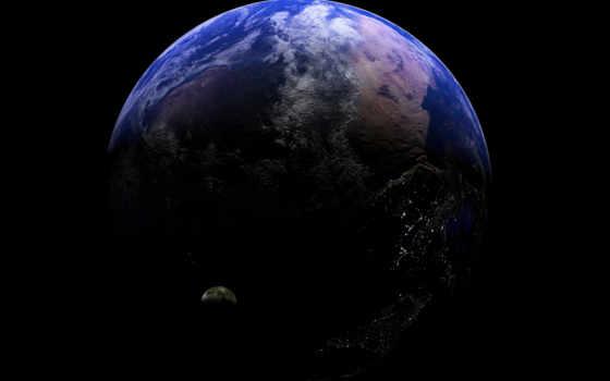cosmos, land, planet Фон № 103545 разрешение 5906x4169