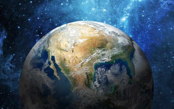 cosmos, американский, северная, land, earth, космос, космоса, images, орбита, изображений,