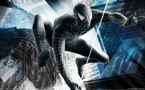 паук, мужчина, spiderman Фон № 107268 разрешение 1920x1080