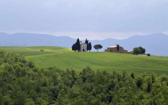 italy, tuscany, italian, pienza, пьенца, toscana, панорама, margin,