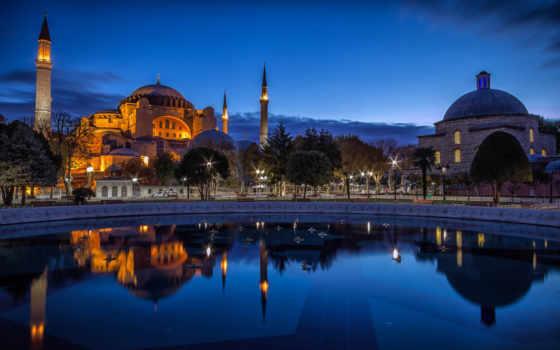 istanbul, turkey, mosque, cathedral, город, rkiye, софии, ayasofya, святая,