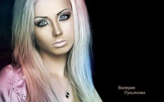 valeria, lukyanova, barbie, pinterest, best, human,