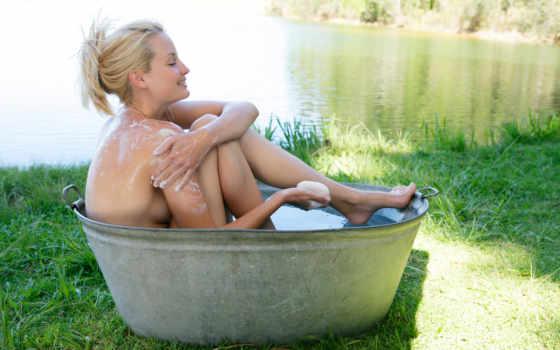 моется, голые, porn, голая, купаются, devushki, женщина, женщин, голых, купается, девушка,