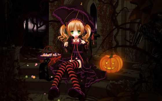 girl, halloween