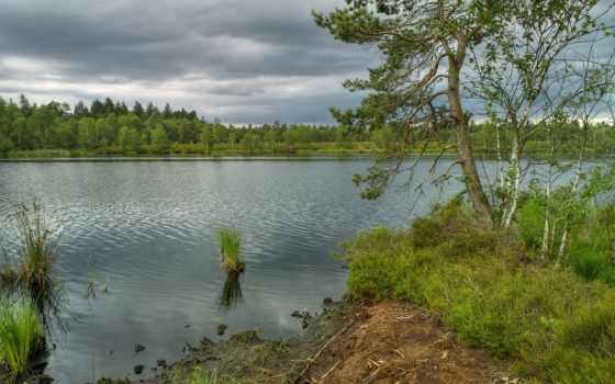 своей, красоте, природы, великолепные, места, бавария, сборнике, тихая, заводь,
