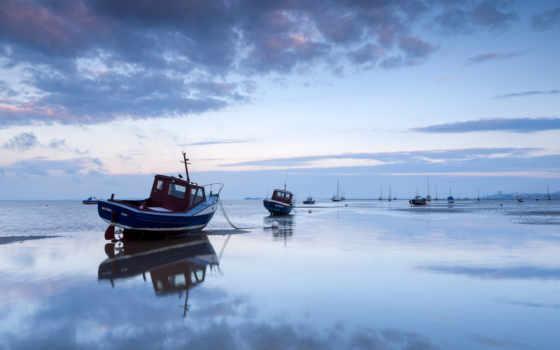 море, full, корабли, ук, southend, лодки, essex, закат,