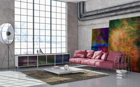 обои, подушки, мебель, download, camera, sofa, сид