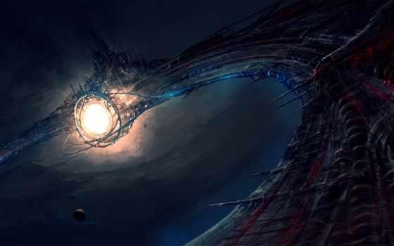космос, рисунки