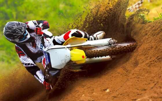 motocross, картинка