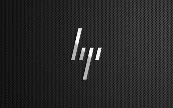 hp line-styled logo