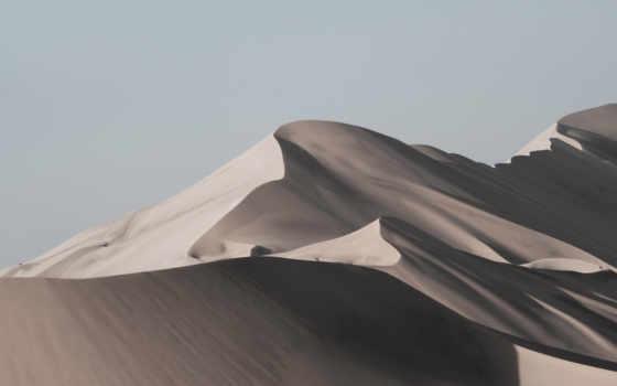 windows, песок, горы