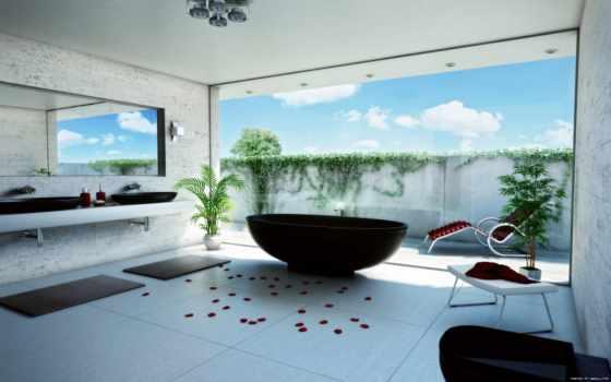 ванная, комната Фон № 20113 разрешение 1920x1200
