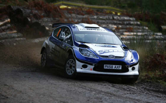 ford, fiesta, rally