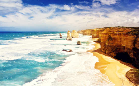австралия, desktop, apostles