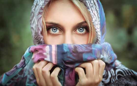 платок, взгляд, девушка, wisgoon, ccm, answers, photography,