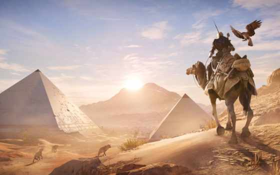 creed, assassin, origins, ubisoft, серий,