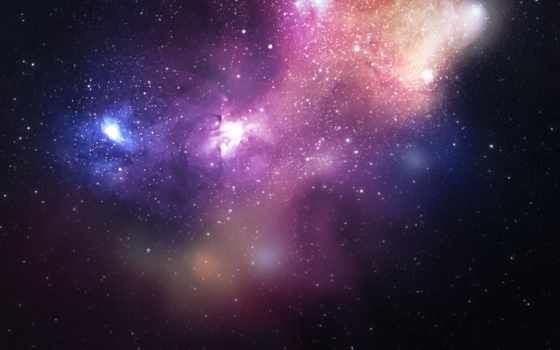 космос, красивые, космоса