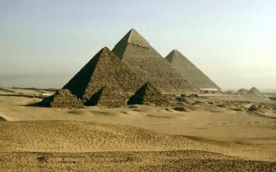египта, пирамиды, пирамида
