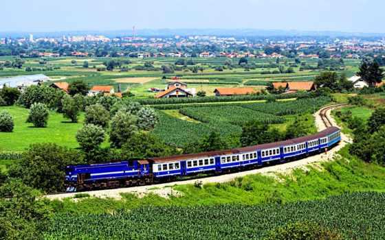 поезд, desktop, free, best, images,