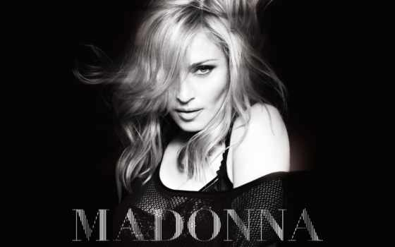 madonna, superstars, белое, актриса, чёрно, singer,
