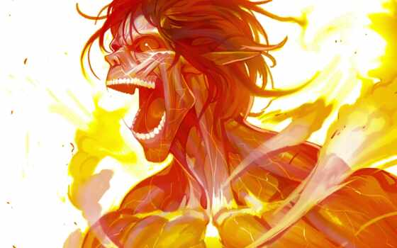 anime, titan, jersey, attack, плакат