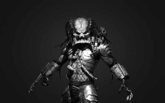 predator, злоба
