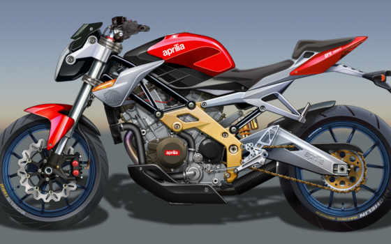 aprilia, мотоциклы, картинка