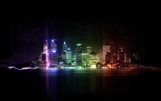 город, города, красивые