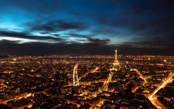 париж, город, франция Фон № 125802 разрешение 2560x1600
