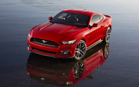 mustang, ford, ecoboost, new, coupe, officially,