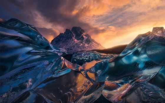 landscape, аргентина, photography, patagonia, patagonian, снег, more, небо, adamus,