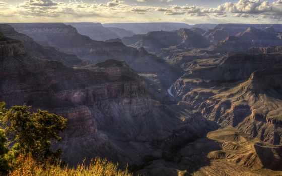 grand, каньон, point, national, park, arizona, супер,